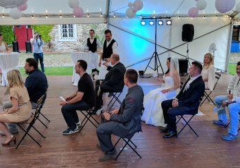 Skvělá hra na svatební párty – Svatební kočár