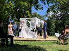 Svatební párty Chateau Havel 2018