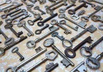 Klíče od bytu – zábava na svatbu